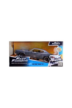 Fast & Furious Diecast Model 1/24 1970 Dom's Chevrolet Chevelle