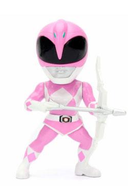 Power Rangers Metals Diecast Mini Figure Pink Ranger 10 cm