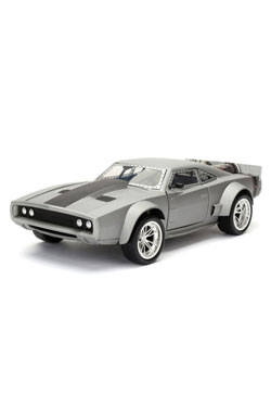 Fast & Furious 8 Diecast Model 1/24 Dom's Ice Charger