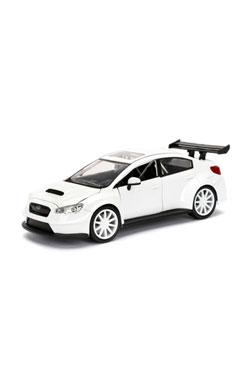 Fast & Furious 8 Diecast Model 1/24 Mr. Little Nobody's Subaru WRX STi