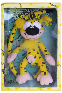 Marsupilami Beanie Plush Figure with Sound Marsupilami 18 cm