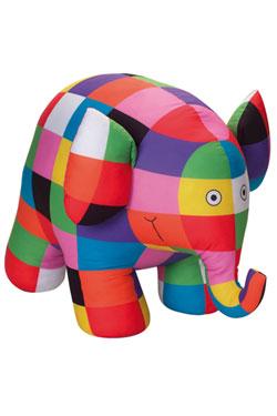 Elmer the Patchwork Elephant Plush Figure Elmer 40 cm