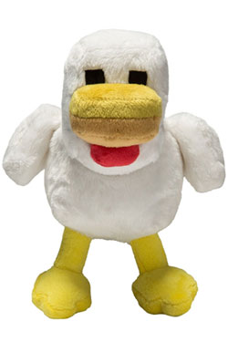 Minecraft Plush Figure Chicken 19 cm