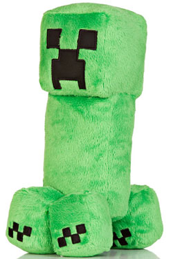 Minecraft Plush Figure Creeper 27 cm