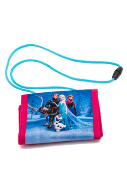 Frozen Wallet Characters