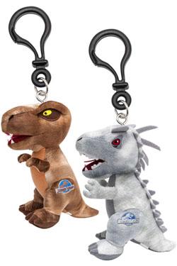 Jurassic World Plush Keychains 13 cm Assortment (12)