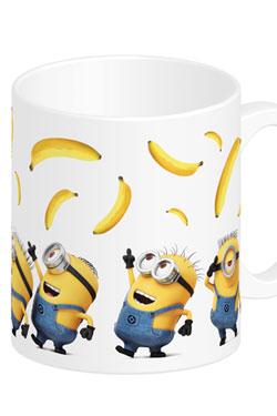 Despicable Me 3 Ceramic Mug Banana