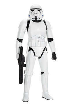 Star Wars Giant Size Action Figure Stormtrooper 79 cm Case (4)