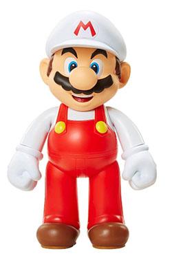 Super Mario Bros. Big Size Action Figure Fire Mario 51 cm Case (4)