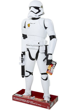 Star Wars Episode VII Battle Buddy Action Figure First Order Stormtrooper 122 cm