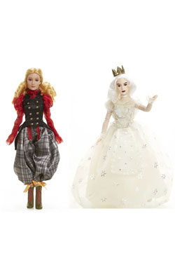 Alice Through the Looking Glass Fashion Doll Classic Alice 28 cm Assortment (3)