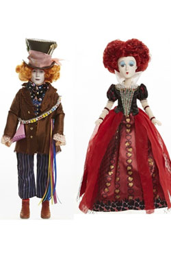 Alice Through the Looking Glass Collector Dolls 28 cm Assortment (3)