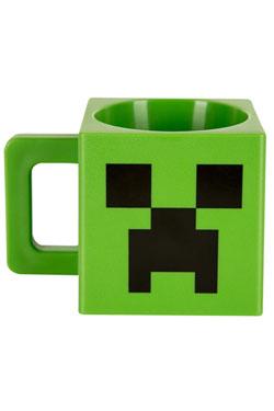 Minecraft Mug Creeper Face PVC