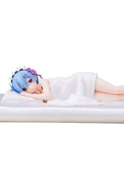 Re:ZERO -Starting Life in Another World- PVC Statue 1/7 Rem Sleep Sharing 23 cm
