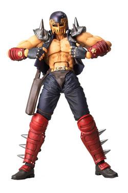 Fist of the North Star Action Figure Revoltech Yamaguchi LR-013 Jagi 15 cm