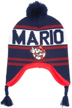 Nintendo Ski Beanie Super Mario