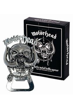 Motörhead Bottle Opener War Pig 3D 10 cm