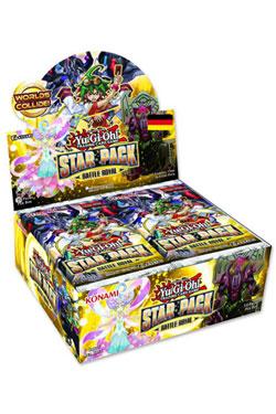 Yu-Gi-Oh Star Pack Battle Royal Booster Display (50) *German Version*