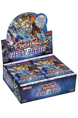 Yu-Gi-Oh! Invasion Vengeance Booster Display (24) *German Version*