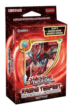 Yu-Gi-Oh! Raging Tempest Special Edition Box Display (10) *German Version*
