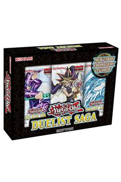 Yu-Gi-Oh! Duelist Saga Tuckbox Display (5) *German Version*
