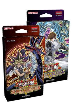 Yu-Gi-Oh! Structure Deck Yugi Muto & Seto Kaiba Display (8) *English Version*