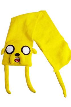 Adventure Time Scarf Jake