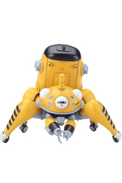 Ghost in the Shell Plastic Model Kit Tachiyellow 6 cm