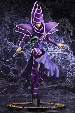 Yu-Gi-Oh! ARTFX J Statue 1/7 Dark Magician Duel with Destiny 30 cm