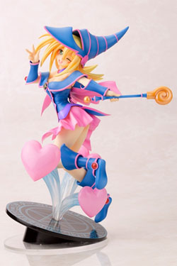 Yu-Gi-Oh! The Dark Side of Dimensions PVC Statue 1/7 Dark Magician Girl 27 cm