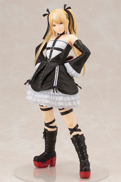 Dead or Alive 5 Last Round Statue 1/6 Marie Rose 25 cm