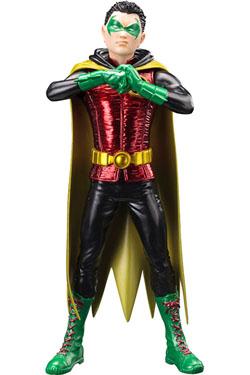 DC Comics ARTFX+ PVC Statue 1/10 Robin Damian Wayne (The New 52) 16 cm