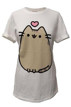 Pusheen Ladies T-Shirt Too Cute Size M