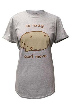 Pusheen Ladies T-Shirt So Lazy Size M