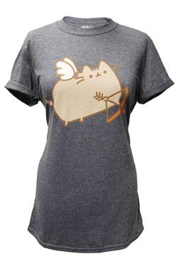 Pusheen Ladies T-Shirt Love Cat Size M