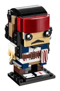 LEGO® BrickHeadz Pirates of the Caribbean Dead Men Tell No Tales Captain Jack Sparrow