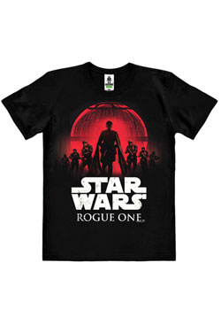 Star Wars Rogue One Easy Fit Organic T-Shirt Rogue One Size XL