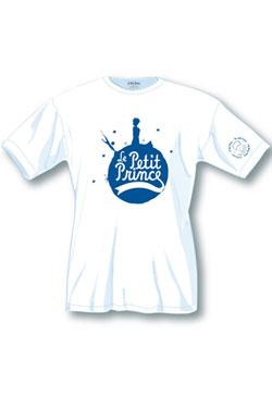 The Little Prince T-Shirt Blue Logo Size L