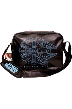 Star Wars Shoulder Bag Millenium Falcon