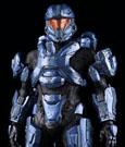 Halo Action Figure 1/6 UNSC Spartan Gabriel Thorne 34 cm