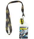 Batman Lanyard With Charm Classic Logo