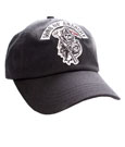 Sons of Anarchy Adjustable Cap Dead Logo black