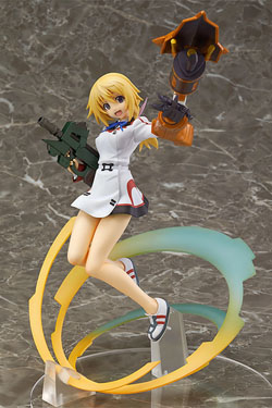 IS (Infinite Stratos) PVC Statue 1/7 Charlotte Dunois 25 cm