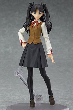 Fate/Stay Night Figma Action Figure Rin Tohsaka 2.0 14 cm