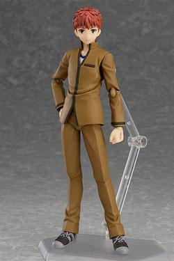 Fate/Stay Night Figma Action Figure Shirou Emiya 2.0 15 cm