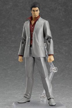 Yakuza Figma Action Figure Kazuma Kiryu 15 cm
