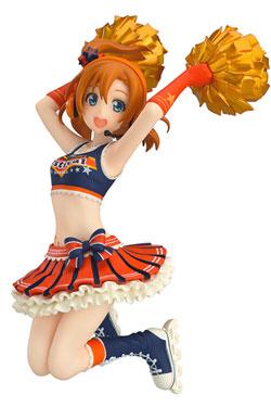 Love Live! School Idol Festival figFIX Statue Honoka Kosaka Cheerleader Ver. 10 cm