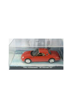 James Bond Die Another Day Diecast Modell 1/43 Ford Thunderbird