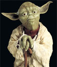 Star Wars Episode V The Empire Strikes Back Elite Collection Statue Yoda 8 cm