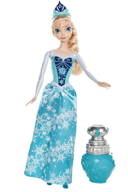 Frozen Doll Royal Color Elsa 30 cm